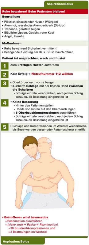 Kompaktguide Notfall in der Pflege