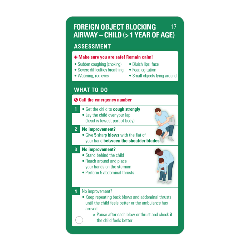 Emergency Companion First Aid in Paediatric Emergencies