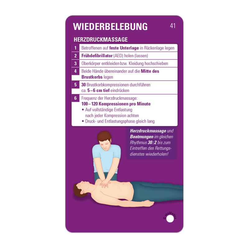 Der Notfallbegleiter Erste Hilfe im Notfall
