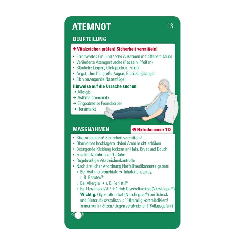 Notfallwissen Pflege